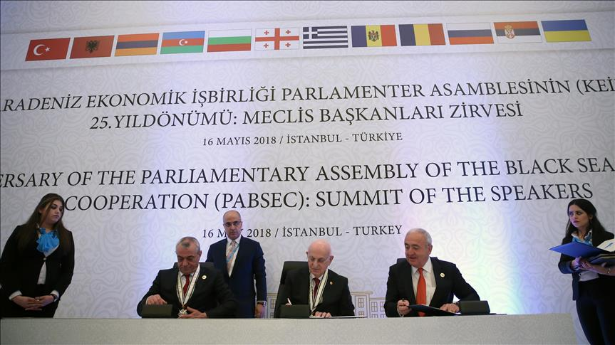 PABSEC aims to strengthen peace in Black Sea