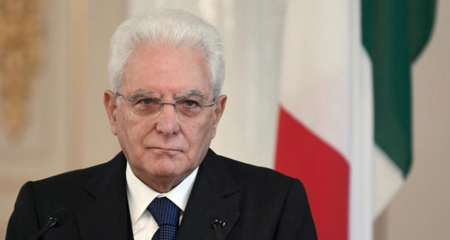 Italian president to meet PM over disputed govt lineup
