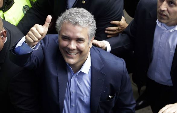 Colombia's presidential election heads to run-off