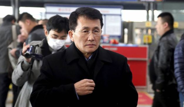Senior North Korean official heads to US