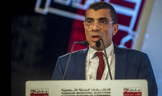 Chairman of Tunisia's election commission sacked