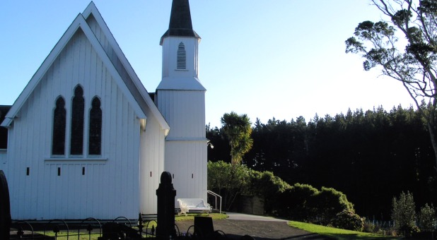 US church acts as meeting place for FETO members