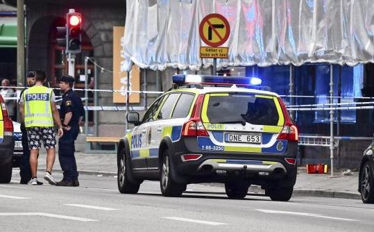 Sweden café shooting kills 3