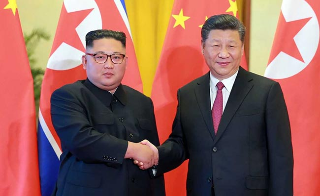 North Korea's Kim hails 'unity' with China in new visit