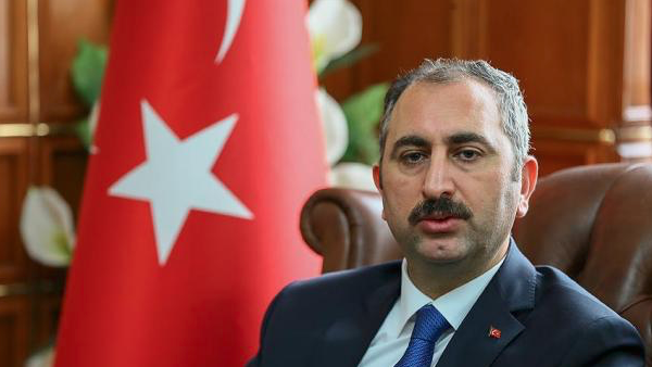 Turkish justice minister says voting continues smoothly