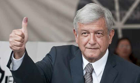 Leftist Obrador wins the presidential race in Mexico