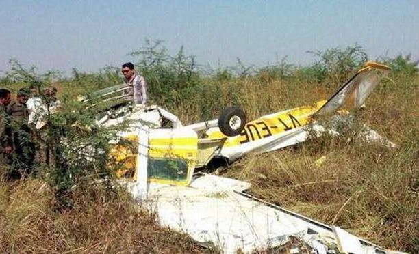 2 injured as aircraft crashes in southern Iran