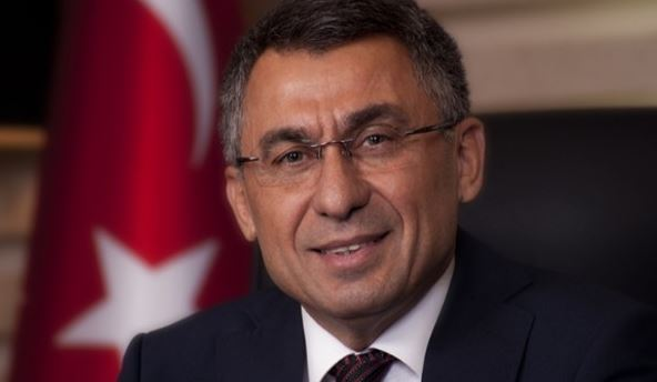 Turkey's new vice president sworn into office