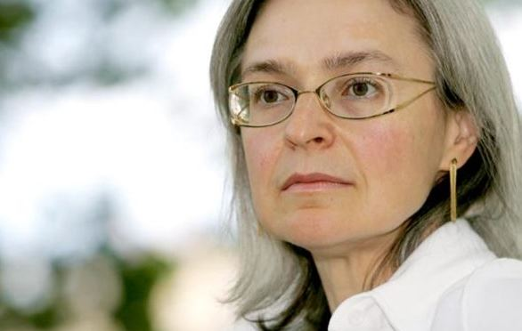 Russia condemned by EU rights court over Politkovskaya