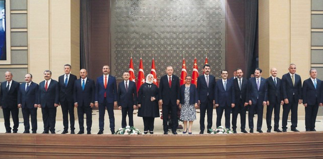 Turkey appoints 13 new deputy ministers