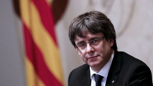 Ex-Catalan leader to return to Belgium this weekend