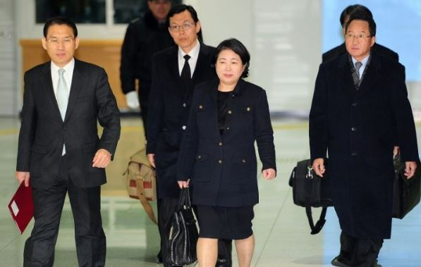 Hyundai chairwoman to visit N. Korea