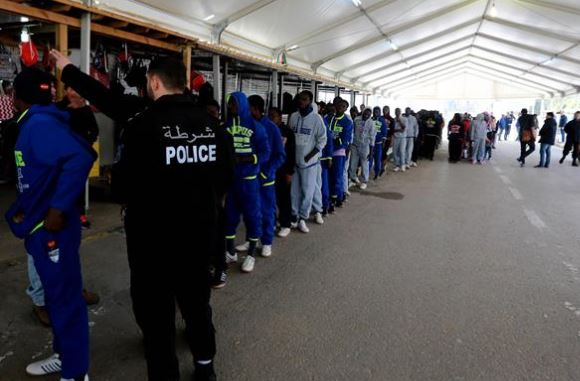 Over 9,400 Nigerians repatriated from Libya
