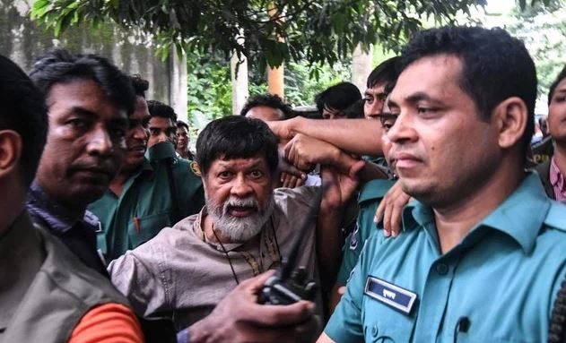 Bangladeshi activist photographer sent to jail