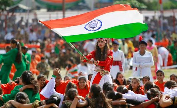 India marks 72 years of independence
