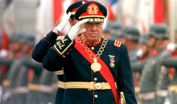 Chilean top court orders seizure of Pinochet assets