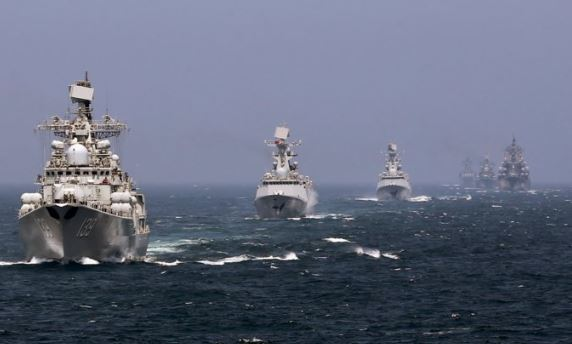Russia to hold military drill in Mediterranean Sea