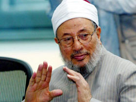 Qaradawi attempts to soothe Gulf rift