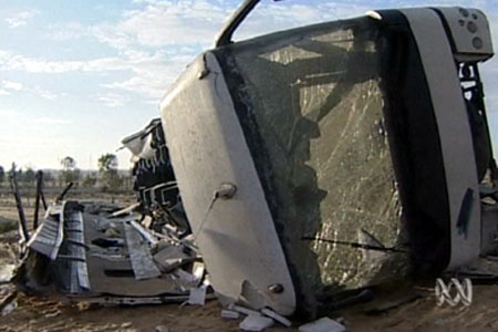 42 killed in accident in southern Pakistan