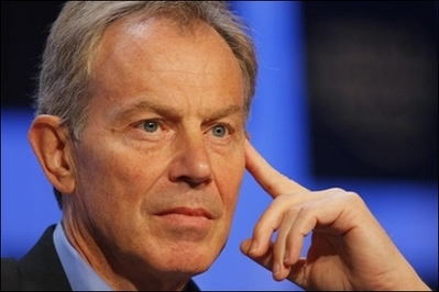 Ex-British PM Blair urges ground troops against ISIL