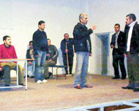 Hatay inmates stage play on honor and feud killings
