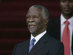 Billions lost to illicit outflows, claims ex-S.Africa president