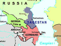 Dagestan seeks to improve relations with Turkey
