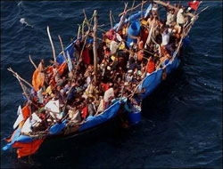 Italy rescues 5,200 migrants in three days, three dead