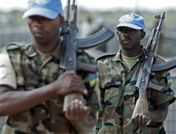U.N. says forces in Sudan's Darfur to stay