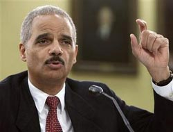 US' top lawyer: 'Wholesale change' needed in Ferguson