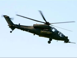 Turkey unveils first locally made attack helicopter