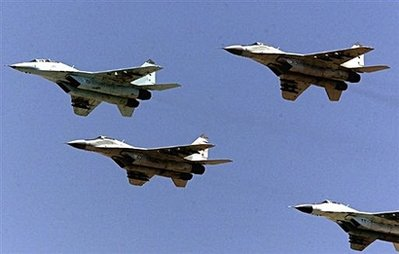Czechs closer to selling subsonic fighter jets to Iraq