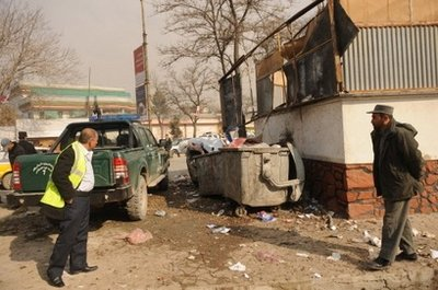 Afghan national football coach survives knife attack in Kabul
