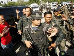 4 killed in communist rebel attack in Philippines south