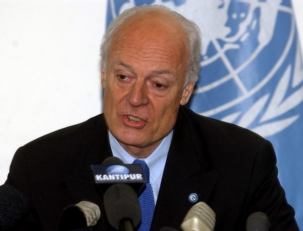 UN-backed Syria talks restart in Geneva