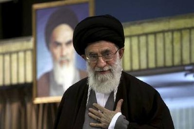 Khamenei says wants friendly relations with US