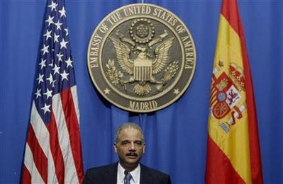 U.S. Attorney General Holder to step down