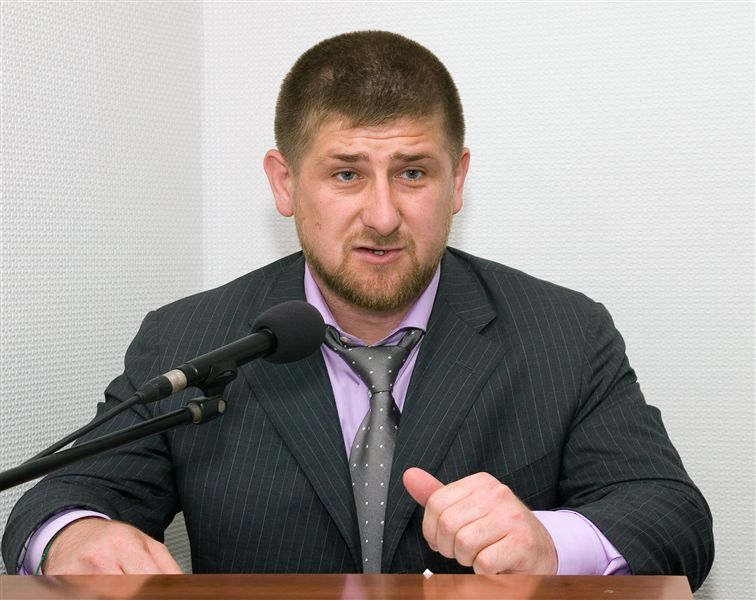 Chechen leader Kadyrov visits Jerusalem for mosque opening