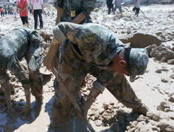 At least six dead and more missing in Tajik mudslide
