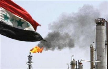 Oil hits 9-month high above $115 a barrel on Iraq conflict