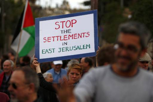 U.S. 'deeply concerned' about Israeli settlement decision