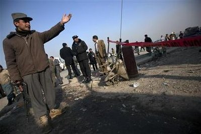 Little-known group claims killing of journalist in Kabul