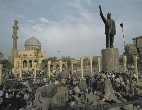 Eleventh Anniversary of collapse of Iraq's Baath regime