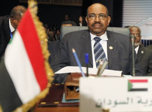Bashir accuses some 'parties' of igniting Sudan strife