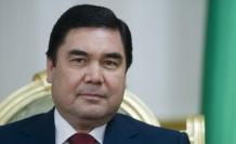 Turkmen president wins new term with nearly 98% of vote