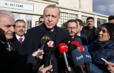 Erdogan: Syria running 'psychological' operation in Manbij