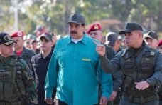 Maduro calls on army to maintain 'unity, discipline'