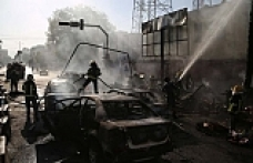 Blast at campaign rally kills 22 in Afghanistan