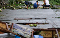 Death toll from typhoon rises to 28 in Philippines