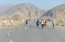 Blast at electoral rally kills 13 in Afghanistan